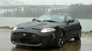 2012 Jaguar XKR-S XKR-S -- BLACK ON BLACK