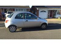 Ford KA, well maintained, low mileage, ideal first car.