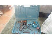 Makita Hammer Drill heavy duty with case