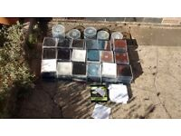 180 Empty CD Cases Singles and Doubles etc