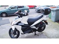 Honda 2013 NSC 50 Smooth Scooter Like Honda Vision PCX, Inova, Dylan, Wave 50cc, 110cc, 125 cc