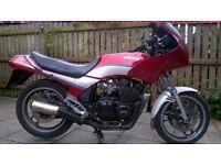 Yamaha XJ600 Barn Find Still MOT'd May 17