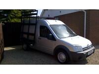 Ford Transit Connect Glaziers Van