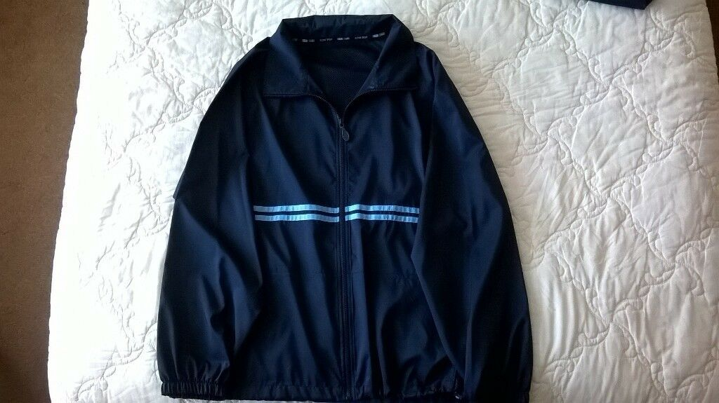 M&S Navy Jacket NEW