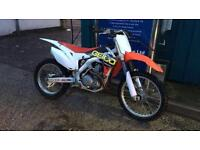 Swap / px Honda crf 450 NOT Ktm, kxf, rmz, yzf, supermoto, road legal, cr, kx, yz, rm 125, 250, 525