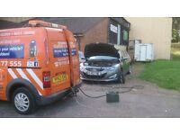 £99* Wrong fuel Swansea?Petrol in a diesel Swansea ? Need to drain fuel in the Swansea area ?