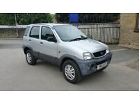 2001 (51) Daihatsu Terios 1.3 E **LONG MOT, 2 KEYS, HISTORY, 5 SEAT MODEL**