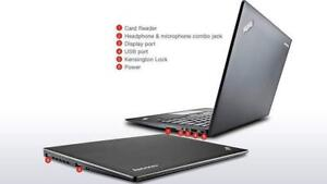 LENOVO X1 CARBON THINKPADS (ULTRABOOKS), various models ALL with Windows 10, Photoshop, Office 2016