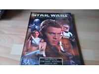 STAR WARS 2003 ANNUAL FOR SALE