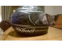 ladies shoei helmet, small