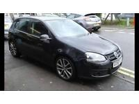 Vw golf GT sport tdi 140bhp 2007