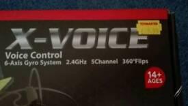 Voice Control drone