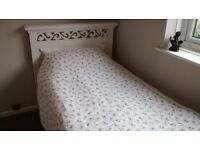 BRAND NEW, THROW, BEDSPREAD, SHABBY CHIC, COSY IDEAL FOR WINTER NIGHTS