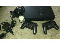 Play station 2 console