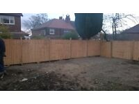 fences close board strong! over order spares