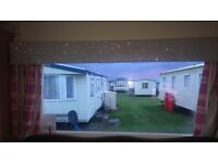 2 bedroom caravan for hire sandylands holiday park