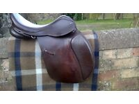 General purpose saddle by Ideal/Stirlingshire