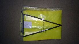 HiViz Vest Work Clothing