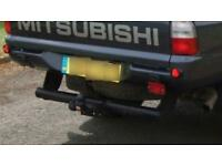 Genuine Mitsubishi L200 2004 onwards towbar
