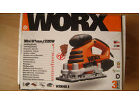 Worx electric sander
