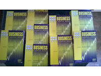 HNC HND BTEC Business Course Books