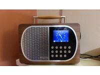 Lemega M2+ Internet Radio - Dab-FM -USB playback-Spotify- Line in-out -Mint