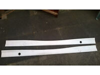 BMW E36 Side skirts/ Sills ABS plastic