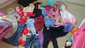 Huge bundle girls clothes 3-4 years