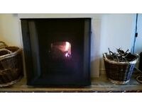 Classic Nursery Steel Fireguard -76cm(h)x 76cm(w)x25cm(d), very sturdy, can be hooked on to wall