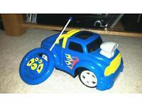 Toys R Us remote control hot rod car