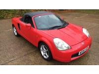 Toyota MR2 Roadstar In Mint Condition