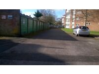 Secure lockup garage cheap storage for household or vehicle 24/7 access in ideal location in Enfield