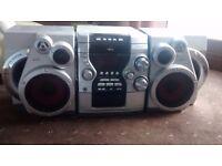 AIWA JAX-S3 sound system