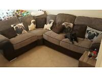 For swap for another corner sofa