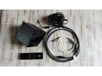 D-link Boxee Media box incl. HDMi cable and remote control in perfect condition