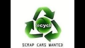 Scrap cars wanted cars 4x4 vans trucks