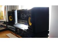 KRK Rokit 8 Studio Monitors