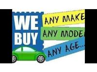 Scrap cars wanted spares or repair none runners damage any vehicle