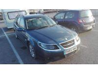 Saab 9-5 Estate 2006 Facelift 1.9 TDI - Diesel Automatic £799 Or swap