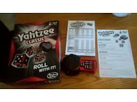 JOBLOT YAHTZEE CLASSIC AND DEVILISH PUZZLES THE CRYSTAL GAMES