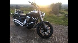 Midnight star xvs950 Yamaha not Harley px considered
