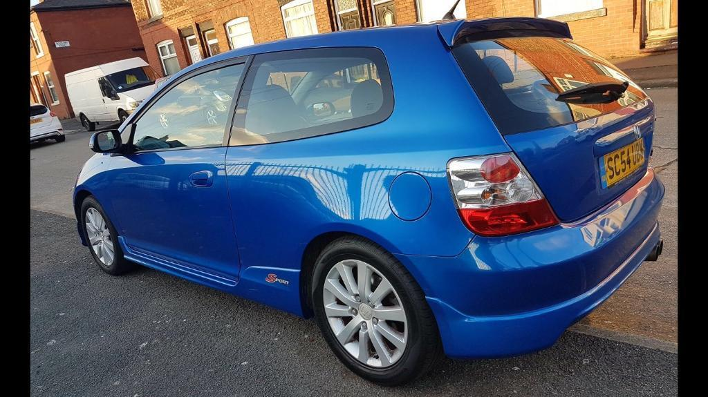 Honda civic type s 2005 in salford manchester gumtree for Manchester honda service