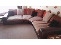 Large Corner Sofa/Suite