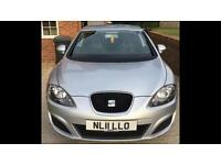 2011 Seat Leon 1.6 TDI CR, 112,000, FSH 1 PREVIOUS OWNERS
