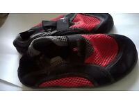 kid's swimming beach shoes size 18