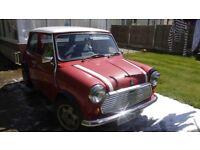 Mini Austin Rover