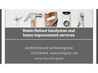 Robin Reliant handyman and home improvement