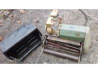 "Webb 20""Self-Propelled Stripes Petrol Lawnmower"