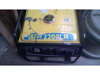 generator 2200LR spares and repairs
