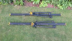 Two Bicycle racks for Roof Transport